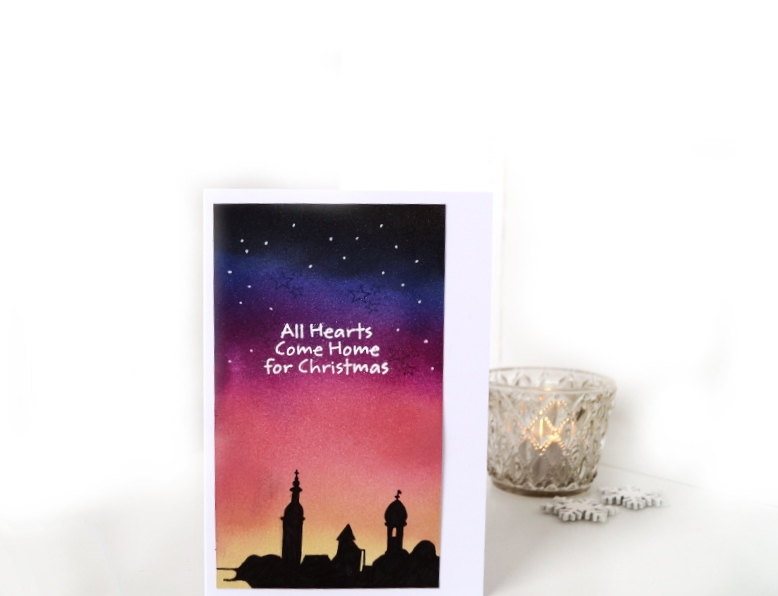 copperandgold.de | eri | karte | all hearts come home for christmas