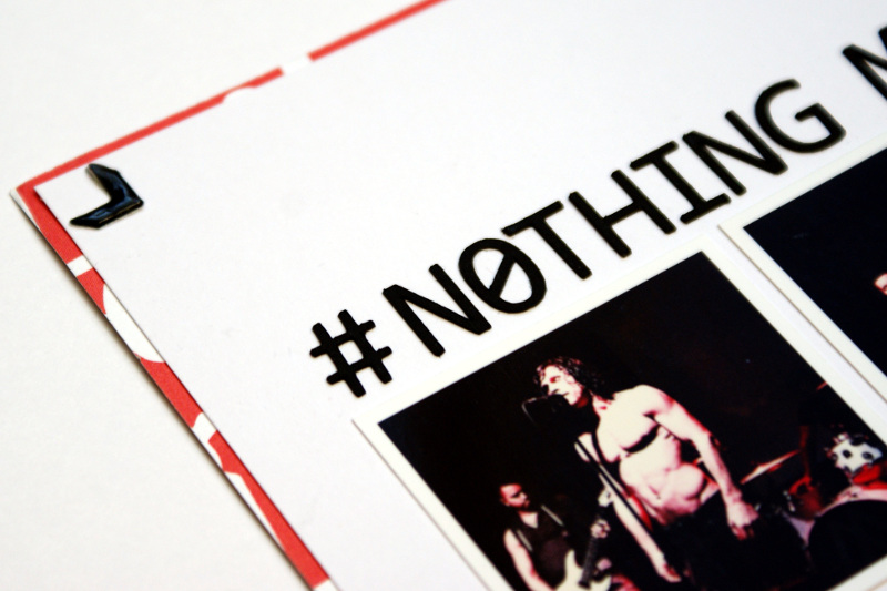 copperandgold.de | ines | scrapbook layout . # nothing more