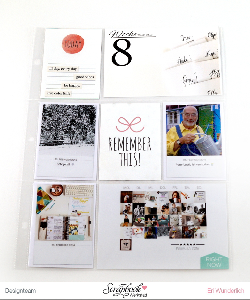 ProjectLife2016Woche8
