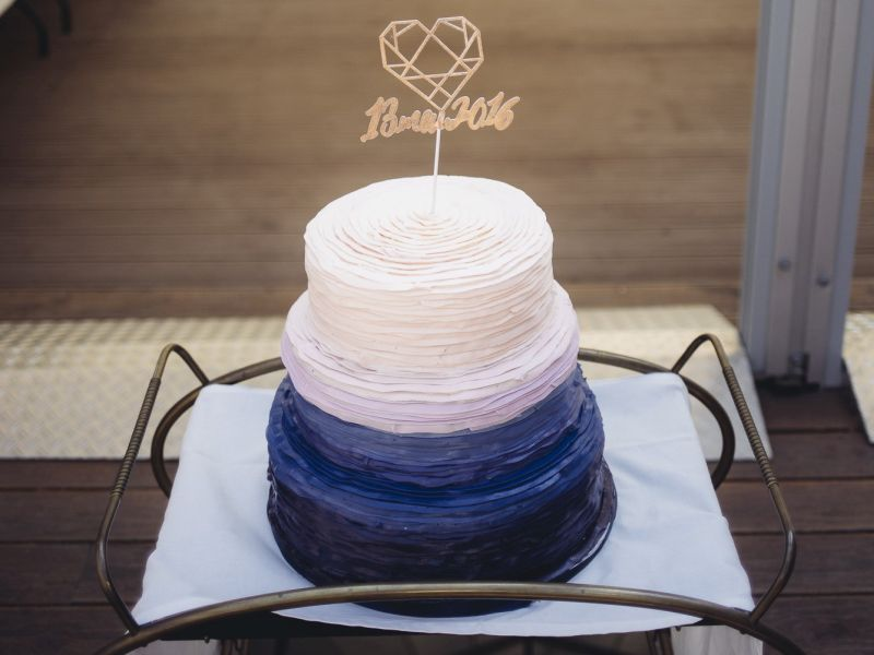 copperandgolde.de | ines | weddingcake