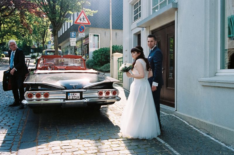 copperandgolde.de | ines | wedding . chevrolet impalla