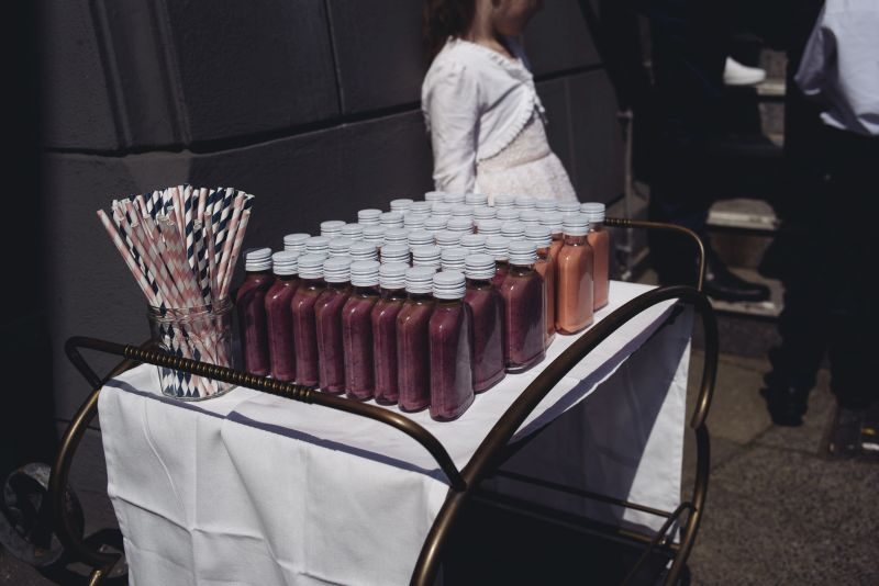 copperandgolde.de | ines | wedding . smoothies