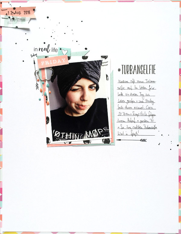 copperandgold.de | ines | felicity jane | layout . #turbanselfie
