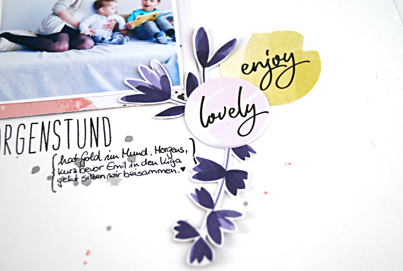 www.copperangold.de | eri | scrapbooking layout