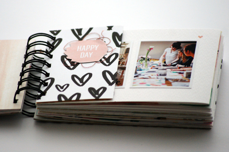 copperandgold.de | ines | bridal shower mini book