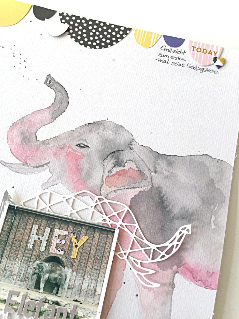 www.copperandgold.de | eri | scrapbookinglayout | pinkfreshstudio |