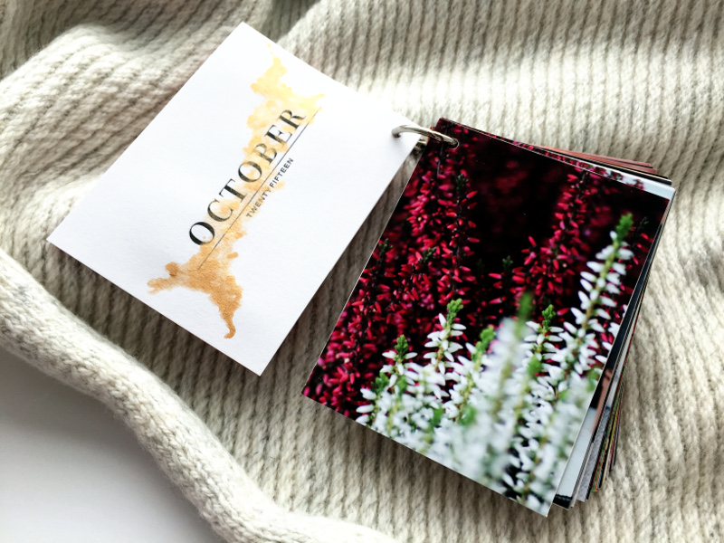 copperandgold.de | ines | herbst minibuch 2o15